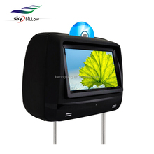 Wholesale price 7 inch multimedai car entertainment system for car rear back seat