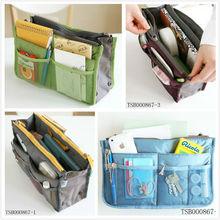 Women Insert Handbag Organiser Purse Large liner Organizer Bag Tidy travel