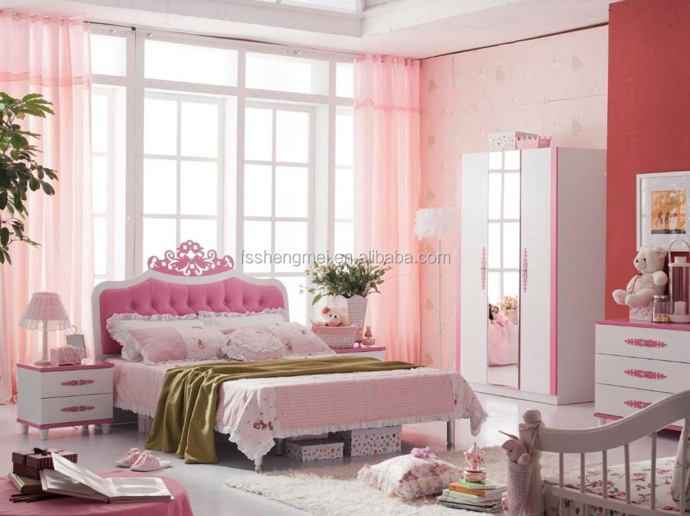 ... mädchen bunte kinder schlafzimmer möbel türkisch design rosa farbe