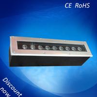 "9w led underground lights,ip65 rgb uplight for underground lighting use ""Trade Assurance"""