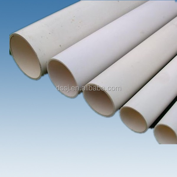 Plastic pipe 2 inch 2 quot pvc pipe for water supply color pvc pipe 63mm