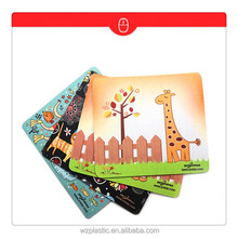 custom mouse mat/rubber mouse pad/mouse pad for promotional