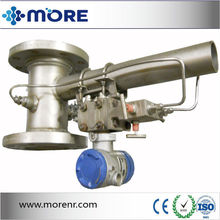 High precision V-cone Flowmeter/Flow meter with different pressure for gas steam
