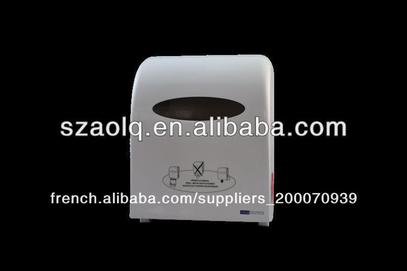 distributeur de serviettes en tissu