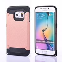 2016 multi color ultra thin tpu cover for samsung galaxy s6 edge flip case