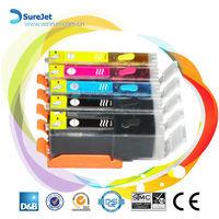 surejet product empty ink cartridges for canon pgi250 cli251