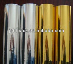 Silver color Textile Hot Stamping Foils for textile clothing fabric printing