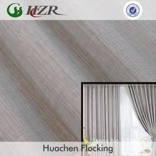 Polyester slubbed bamboo face jacquard curtain fabric manufacture PA coating energy saving greenguard fabric supplier