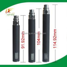 elegant design big battery e cigarette Smart LCD display system big ego lcd battery e cigarette