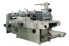 Automatic Screen Protector & Adhesive Label & Foam Die Cutting Machine