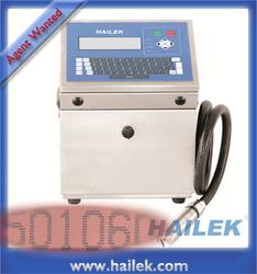 HAILEK inkjet coding machine for cable