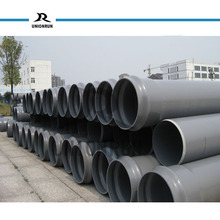 Drainage PVC pipe ASTM D-1785 SCH40 SCH80 DIN Standard Grey color 20mm-380mm PVC Pipe Cheap PVC Pipe