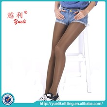 2015 Ladies sexy color spandex and nylon snagging resistance pantyhose
