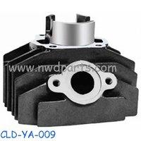 V80 motorcycle Cylinder Block