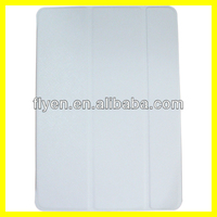 White Fold Magnetic PU Leather Hard Smart Case Cover For Apple iPad Air 5th
