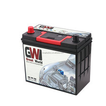 HOT!Good selling rechargeable 12V45AH MF auto battery,lead acid mf car battery,best price sale