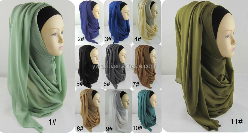 chiffon plain instant shawl-1.jpg