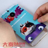 daqin DIY mobile skin small digital printing machine for stickers