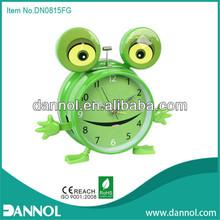 guang zhou dannol decoración para el hogar moderno reloj despertador con forma de animales
