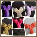 2014New Organza Sash / Chair sash/chair tie for wedding