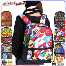2015 popularly canva strending hot products leisure backpack for school waterproof back pack BBP127