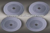 YG10X tungsten carbide saw blade sharpening disc