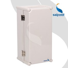 SAIP/SAIPWELL 380x190x180mm Flame Retarded Anti-UV IP65 abs nema enclosures