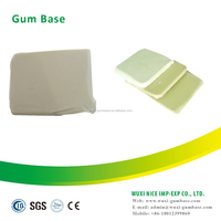 Food grade organic gum base