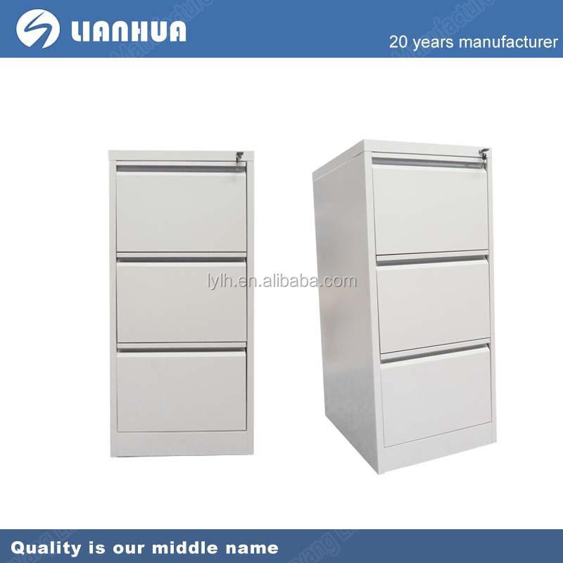 Chinois fabricant prix bureau meubles 3 tiroir armoire for Meuble metallique a tiroir