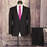 Latest Design Formal Wear One Button Unique Wholesale Men Suit