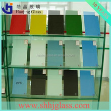 Hot sale Product CE&ISO Certificates chocolate painted glass