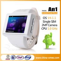 Cheap Touch Screen Electronics GPS Smart Watch Bluetooth Phone