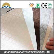 Specifically designed automotive decoration leather