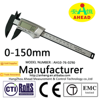 electronics digital vernier caliper price made in china