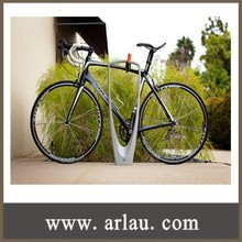 (BR-004) Cast Aluminum Bicycle Stand