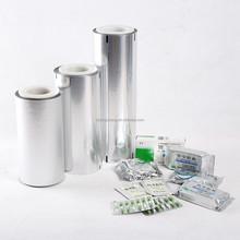 JC wholesale tea medicines multilayer packaging film/bags,customized bubble tea cup sealing film