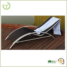 Patio chair lightweight beach sun bed