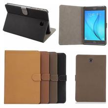 Retro mate de cuero de la tableta for Samsung Galaxy Tab A 8.0 T350