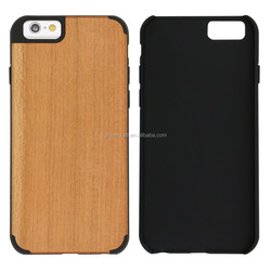Engraving Custom Wood Cover Case For Iphone