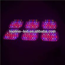 All brusted aluminum Matrix S series greenhouse use hydroponics 300w led grow lamp/led light panel increase yield of plant
