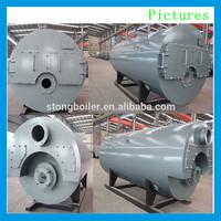 gas oil fuel steam boiler 3000kg 10bar boiler manufacturer in taiwan