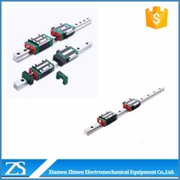 lowest agent price linear guide rail HGW25HB supplier from china