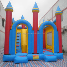Special professional inflatable castle offer