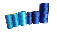 competitive price colored pe twisted twine