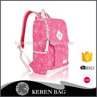2016 Newset useful Korean style backpack for penny