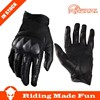 Rigwarl 2014 full finger leather motorcycle riding gloves
