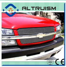 2015 hot sale Stainless Steel Billet Grille for all kinds of cars