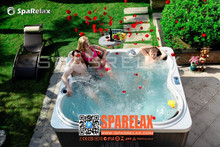2015 new sex products Acrylic Outdoor Swimming pool SRP-650 hot tub