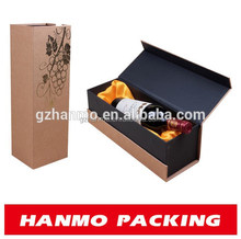 Charming wine glass cardboard boxes made in china