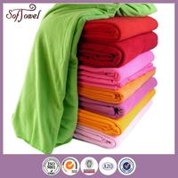 Adult thick polar fleece/coral fleece blanket